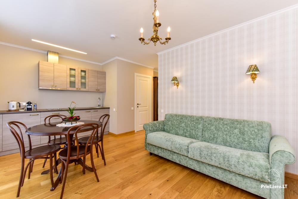 Guest house in Birstonas Villa Klasika - 11