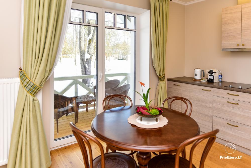 Guest house in Birstonas Villa Klasika - 13