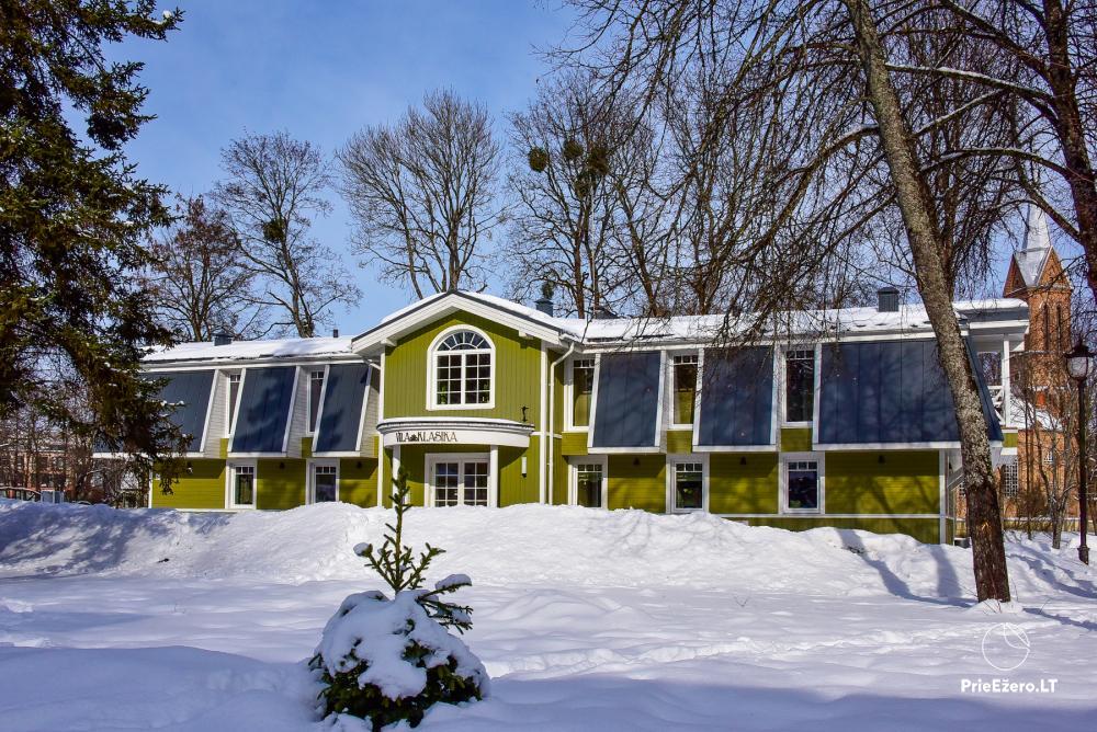 Guest house in Birstonas Villa Klasika - 9