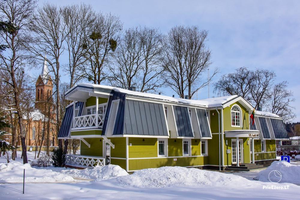Guest house in Birstonas Villa Klasika - 7