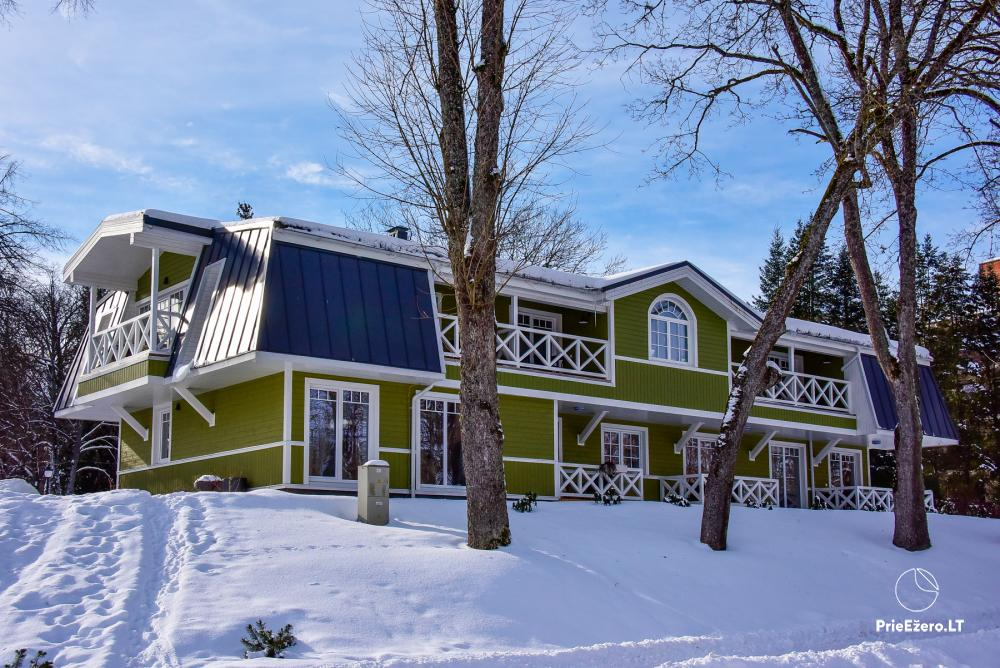 Guest house in Birstonas Villa Klasika - 4