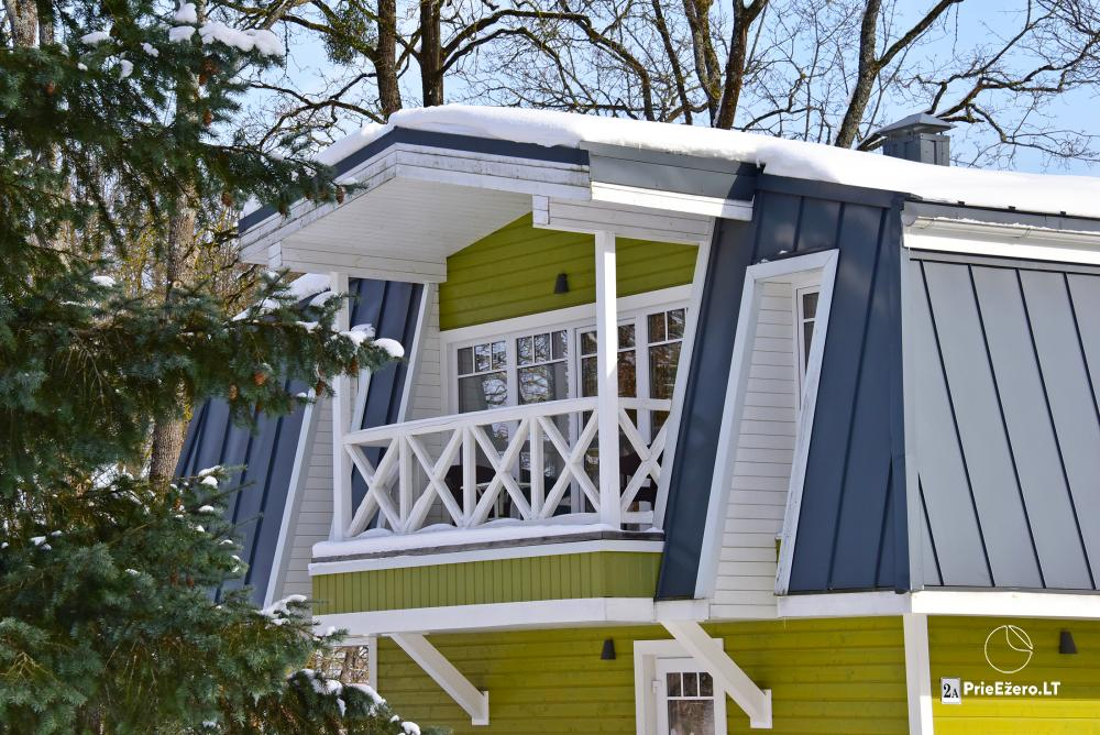 Guest house in Birstonas Villa Klasika - 2