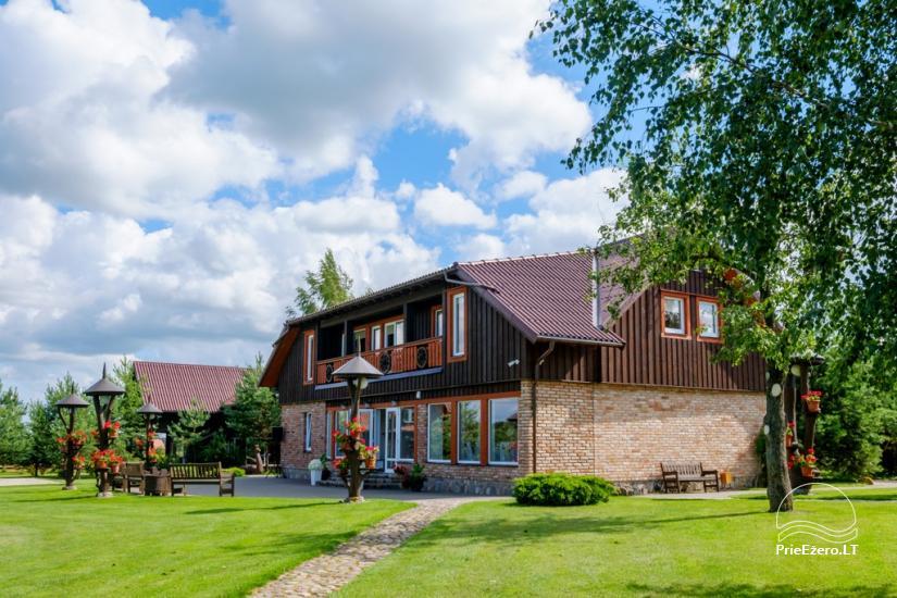 Landhaus in Ukmerges Bezirk Ilgajis - 1