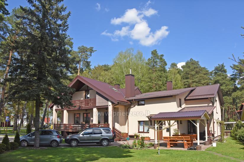 Частный сектор в Бирштонасе - номера для проживания Birštonasta - 4
