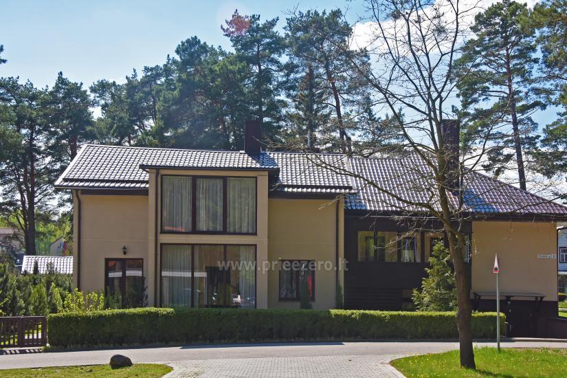 Частный сектор в Бирштонасе - номера для проживания Birštonasta - 5