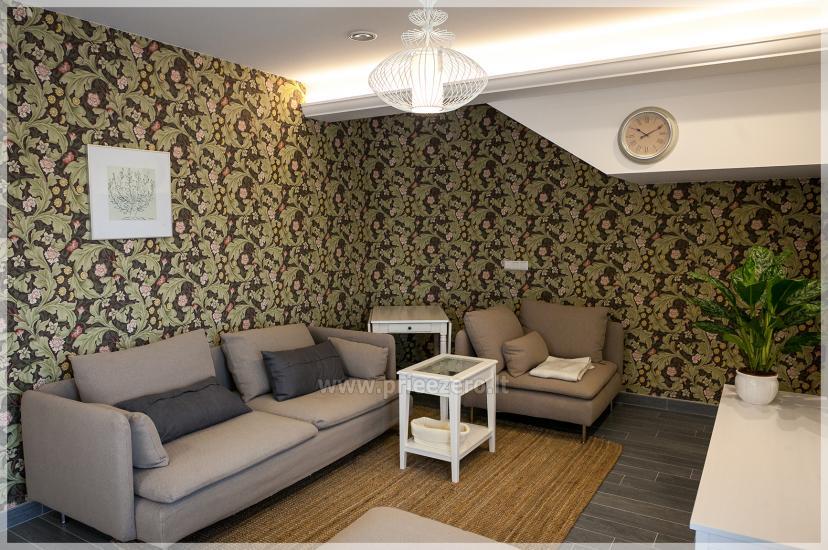 Erholung in Druskininkai - Appartements mit Küchen Vila Nikolas - 9