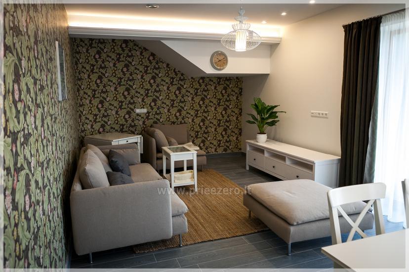 Отдых в Друскининкае - Апартаменты с кухнями  «Vila Nikolas» - 10