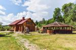 Countryside homestead and sauna in Trakai region, Lithuania - 5