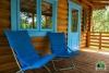 Log villa with sauna for 6 persons Pusu giraite - 5