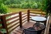 Log villa with sauna for 6 persons Pusu giraite - 10