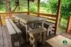 Log villa with sauna for 6 persons Pusu giraite - 11