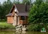 Log villa with sauna for 6 persons Pusu giraite - 4