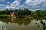 Drewniany dom z sauna dla 6 osób Pusu giraite - 3
