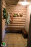 Log villa with sauna for 6 persons Pusu giraite - 12