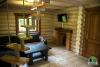 Log villa with sauna for 6 persons Pusu giraite - 15