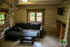 Log villa with sauna for 6 persons Pusu giraite - 14