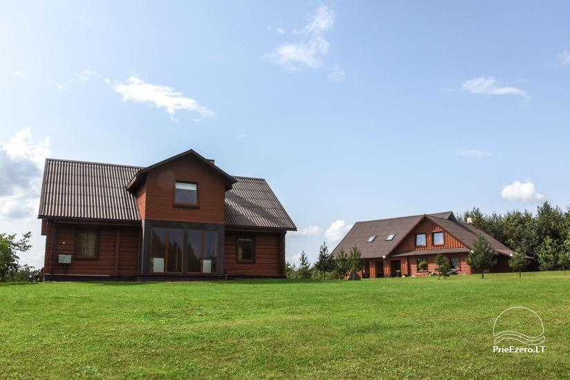 Countryside homestead for events and vacation Kaštonas at the lake in Ukmerge district - 6