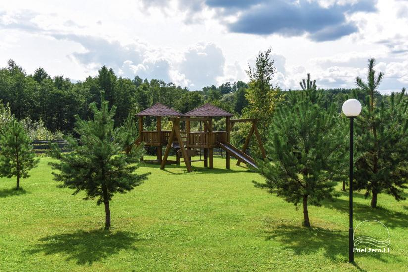 Countryside homestead for events and vacation Kaštonas at the lake in Ukmerge district - 44