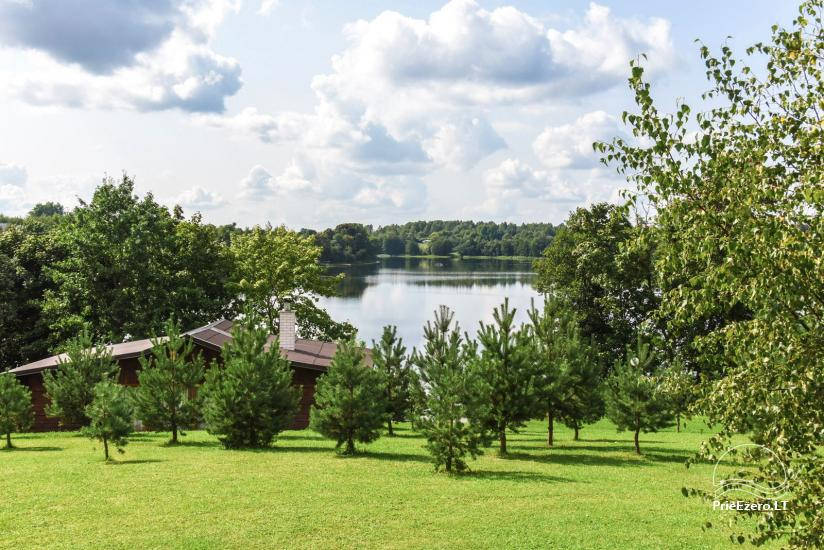 Countryside homestead for events and vacation Kaštonas at the lake in Ukmerge district - 40