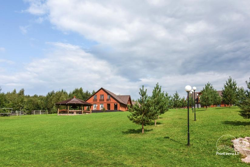 Countryside homestead for events and vacation Kaštonas at the lake in Ukmerge district - 22