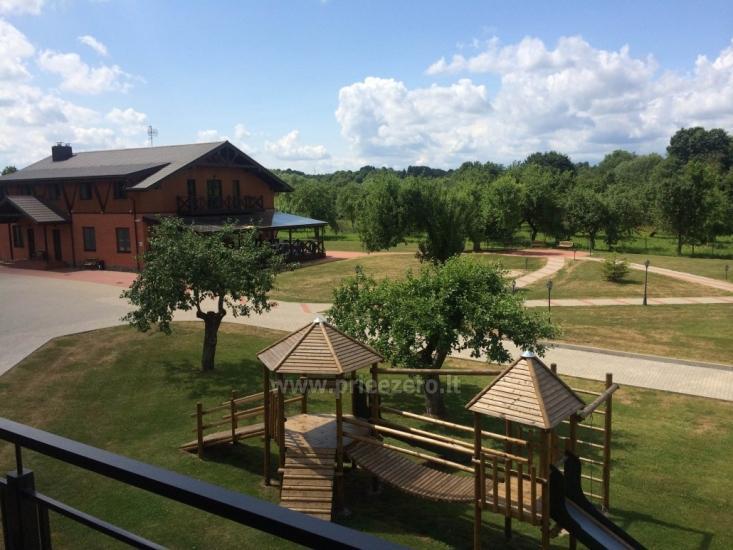 Zagroda Kudrenai w rejonie Kowienskim - noclegi, zale, sauny - 9