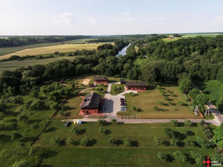 Zagroda Kudrenai w rejonie Kowienskim - noclegi, zale, sauny - 2