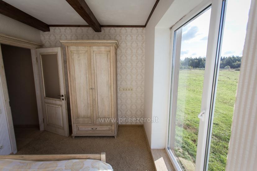 Provance style homestead in Vilnius district Pievų menė - 10