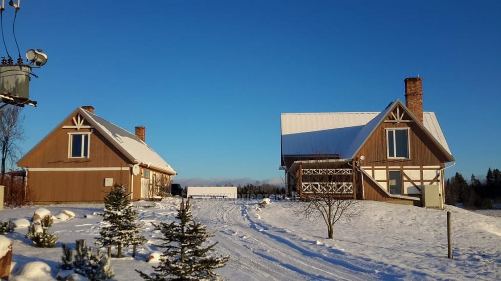 Provance style homestead in Vilnius district Pievų menė - 1