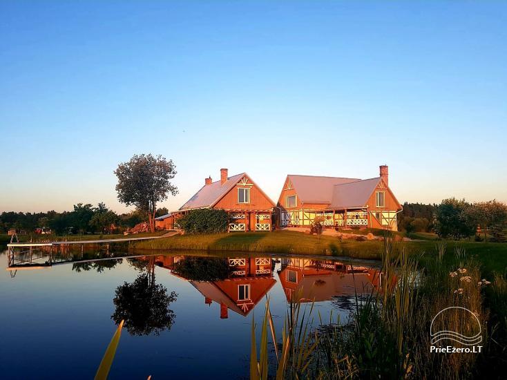 Provance style homestead in Vilnius district Pievų menė - 5
