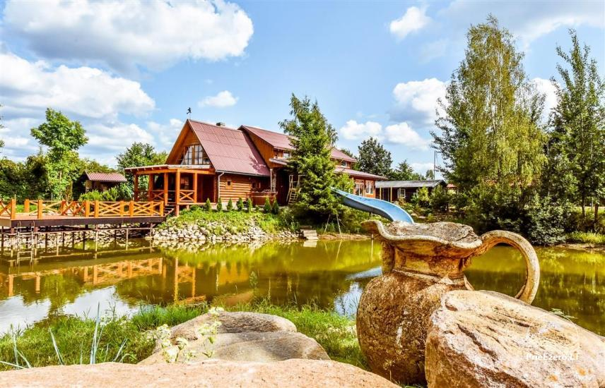 Homestead Muravskų pirtis in Vilnius – banquets, seminars, accommodation, sauna - 1
