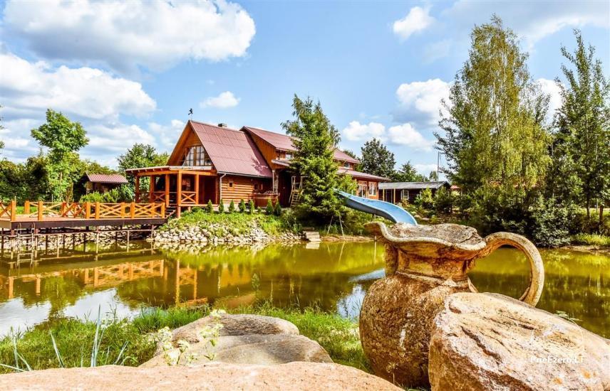 Усадьба Muravskų pirtis в Вильнюсе – банкеты, семинары, проживание, баня - 1
