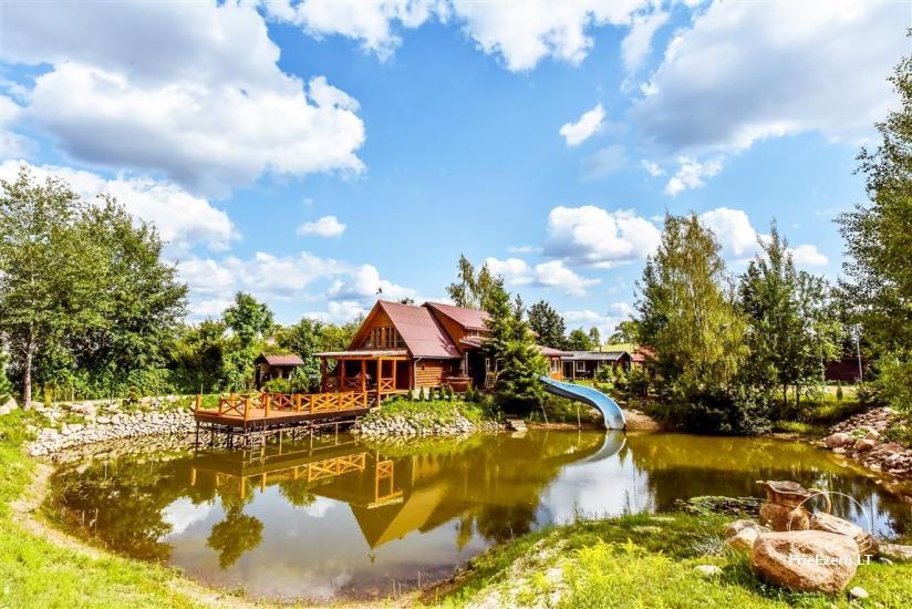 Усадьба Muravskų pirtis в Вильнюсе – банкеты, семинары, проживание, баня - 2