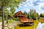 Усадьба Muravskų pirtis в Вильнюсе – банкеты, семинары, проживание, баня - 3