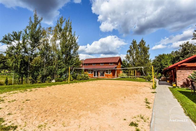 Gehöft Muravskų pirtis in Vilnius - Bankette, Seminare, Unterkunft, Sauna - 11