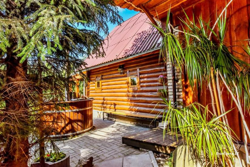 Homestead Muravskų pirtis in Vilnius – banquets, seminars, accommodation, sauna - 10