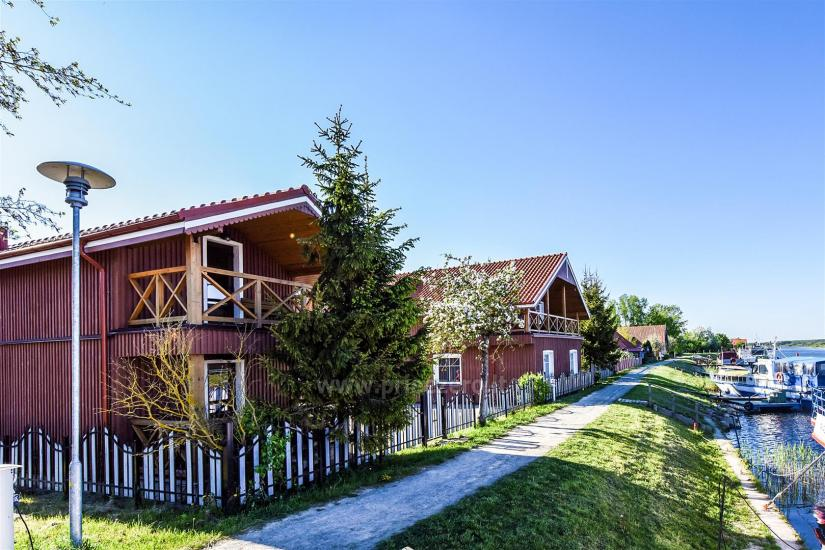 Countryside homestead Mingės sodyba - exclusive vacation and events - 1