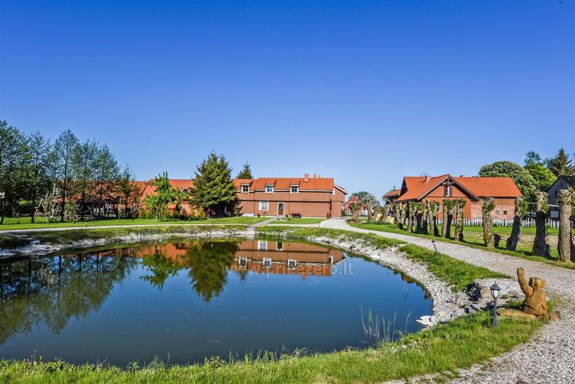 Countryside homestead Mingės sodyba - exclusive vacation and events - 9