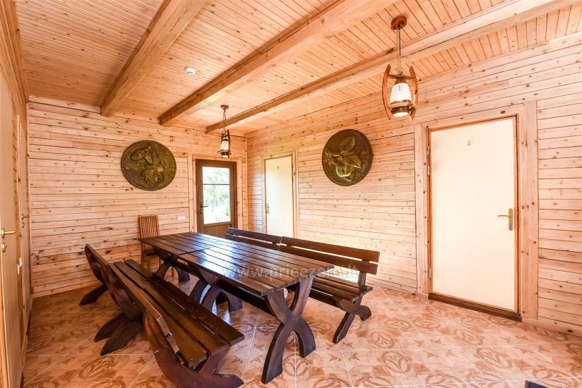 Countryside homestead Mingės sodyba - exclusive vacation and events - 22