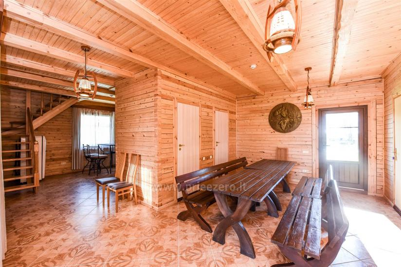 Countryside homestead Mingės sodyba - exclusive vacation and events - 23