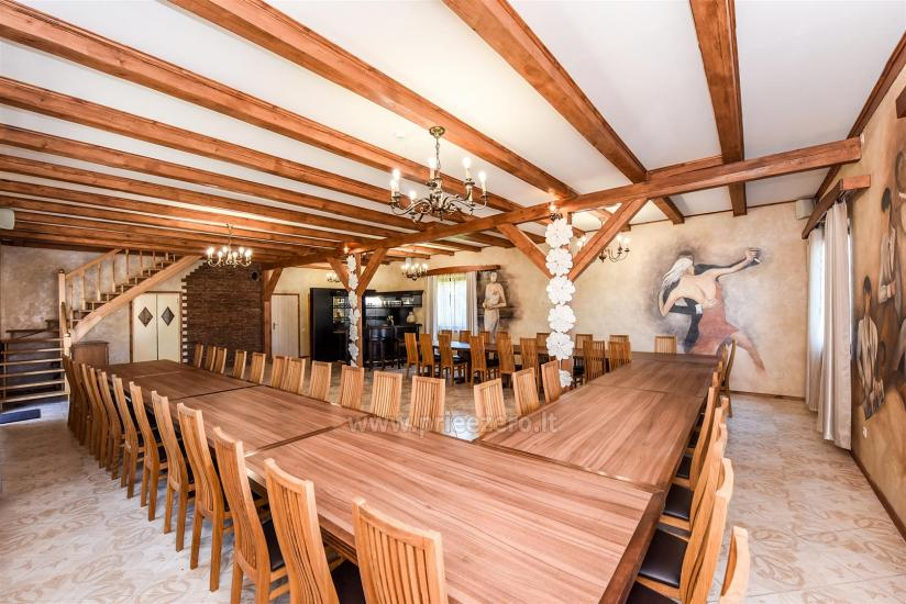 Countryside homestead Mingės sodyba - exclusive vacation and events - 15