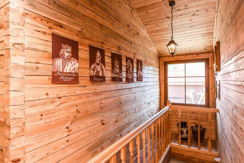 Countryside homestead Mingės sodyba - exclusive vacation and events - 19