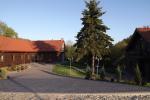 """Willa """"Bisena"""" w pobliżu rzeki Niemen, Litwa"""