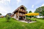 "New countryside homestead ""Maudutis"" near the lake in Plateliai"