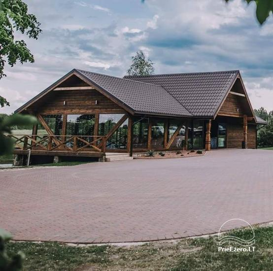 Countryside homestead for events Maudutis near the lake in Plateliai - 6