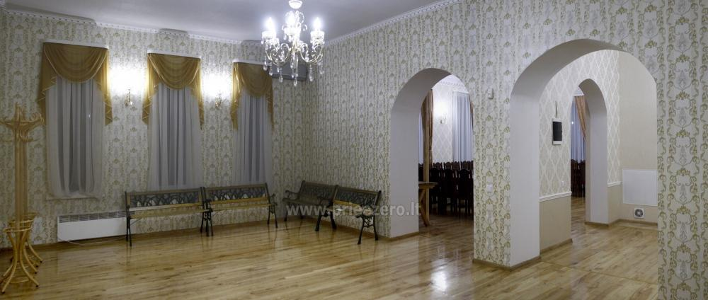Guest house in Latvia Leču muiža - 12