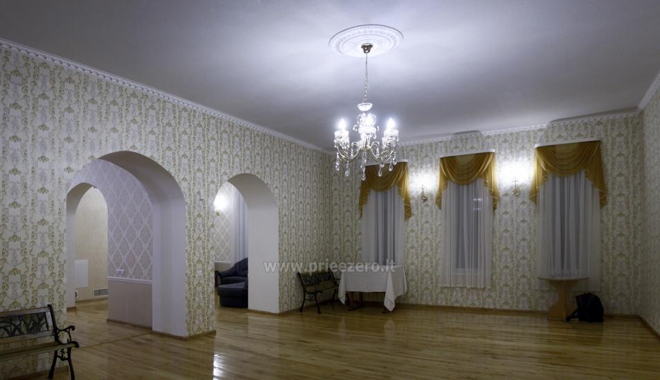 Guest house in Latvia Leču muiža - 13