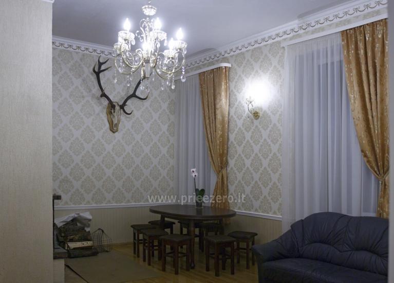 Guest house in Latvia Leču muiža - 14