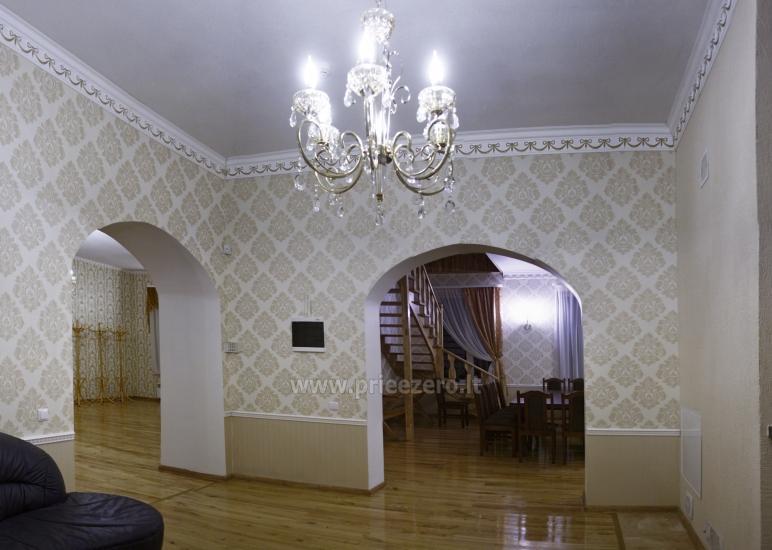 Guest house in Latvia Leču muiža - 15