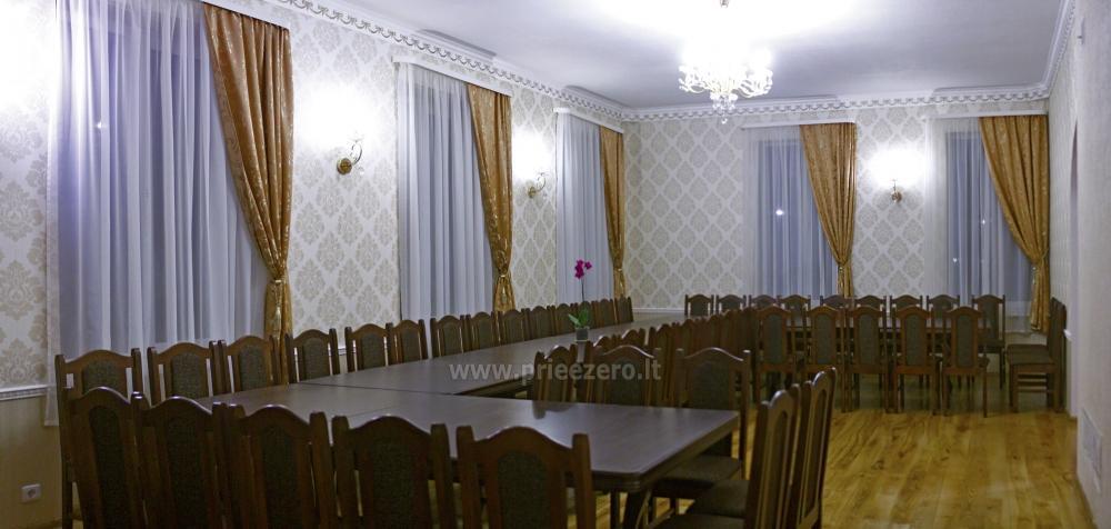 Guest house in Latvia Leču muiža - 16