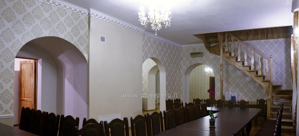 Guest house in Latvia Leču muiža - 18